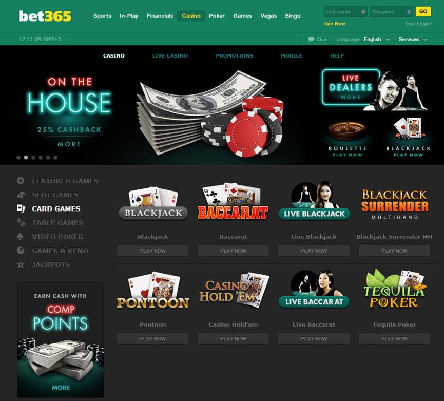 best casino sites online