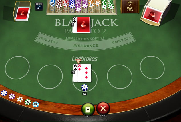 learn to play blackjack online